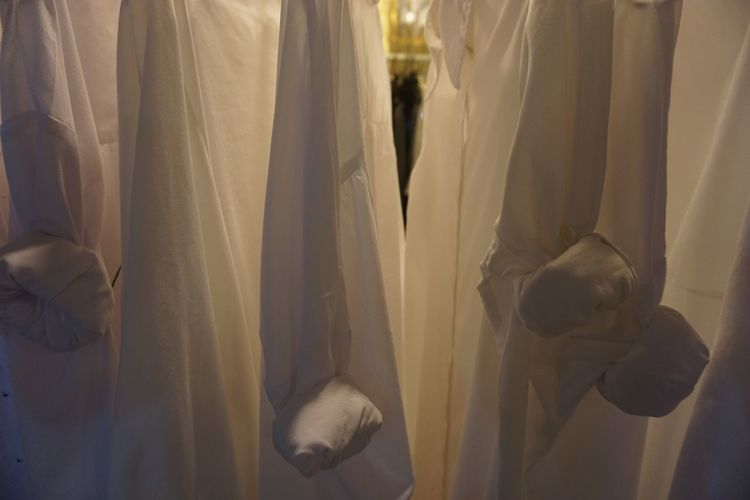 white shirt Shirts Shop White Shirts White Shirts Shirts Hanging Shirts Shop Shirt Whiet Curtain Indoors  Textile No People Close-up
