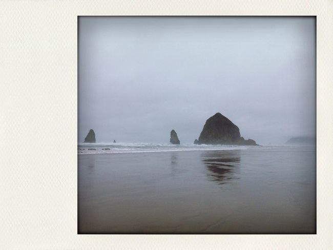 Oregon Coast Goonies Rock