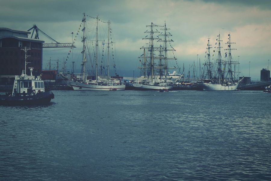 Tall Ships Belfast Water Nikond3300 Day Out Lagan Enjoying Life