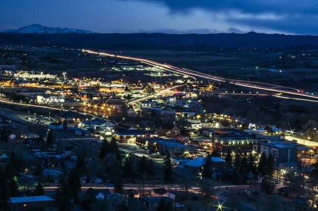 Nighttime Goodnight Nightphotography Night EyeEm Landscape Colorado Eyemphotography EyeEm Mountains Sony A6000 Castle Rock, Co Long Exposure