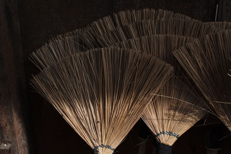 Scenes and details from Kanoman Market, Semarang. December 2017. Documentary Photography Farmers Market Traditional Market Broom Broomstick Close-up Details Illuminated Indoors  Night No People Streetphotography