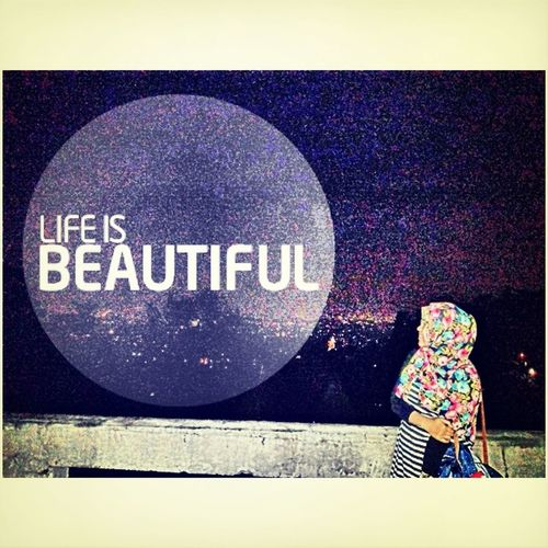 Hijabstyle  A Beautiful Life Love Of My Life Start To Take Easy #meandmyself #metime