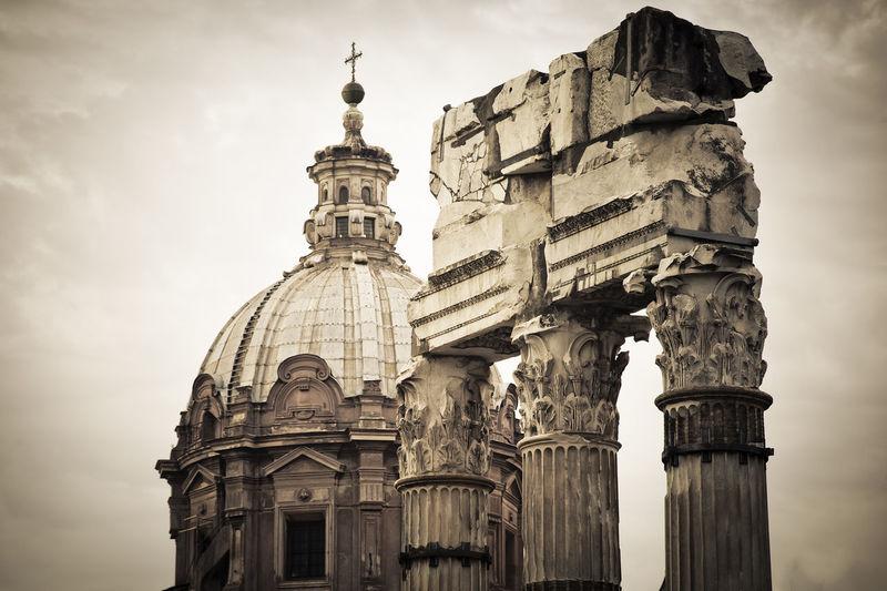 Palatino Ruins