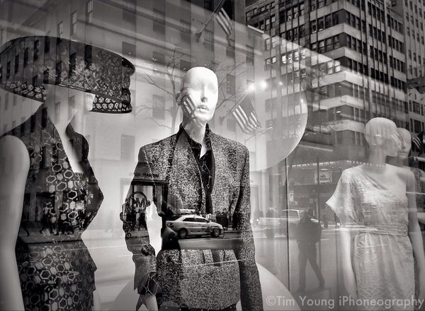 Windows | Saks Fifth Avenue | Installation: Sylvia Heisel And Scott Taylor | Presented By Ralph Pucci