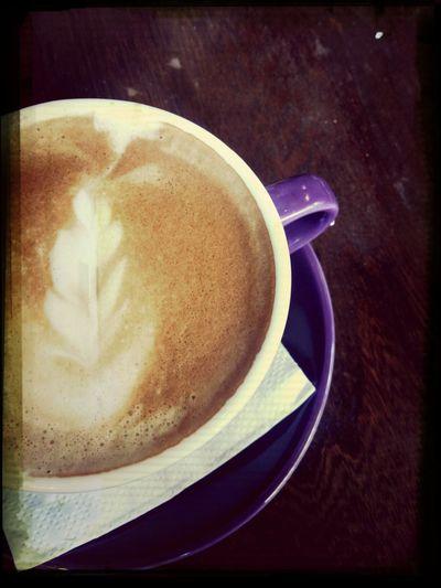 Cafe Time Cafe Latte