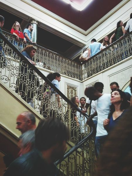 EyeEm Porto Indoors  People Architecture Staircase Nosemdbandada Party Crowd Celebration Music Music Festival Arts Culture And Entertainment Walking Around Outdoors Photograpghy  People Photography Photooftheday Picoftheday Photography Eye4photography  Taking Pictures Taking Photo