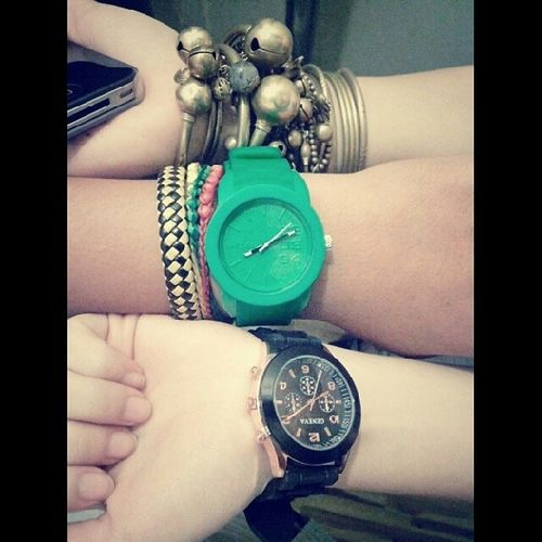 Yub...new watches...:3