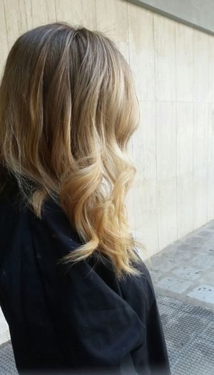Hairstyle Newcolorhair Waves NewLook Dégradé