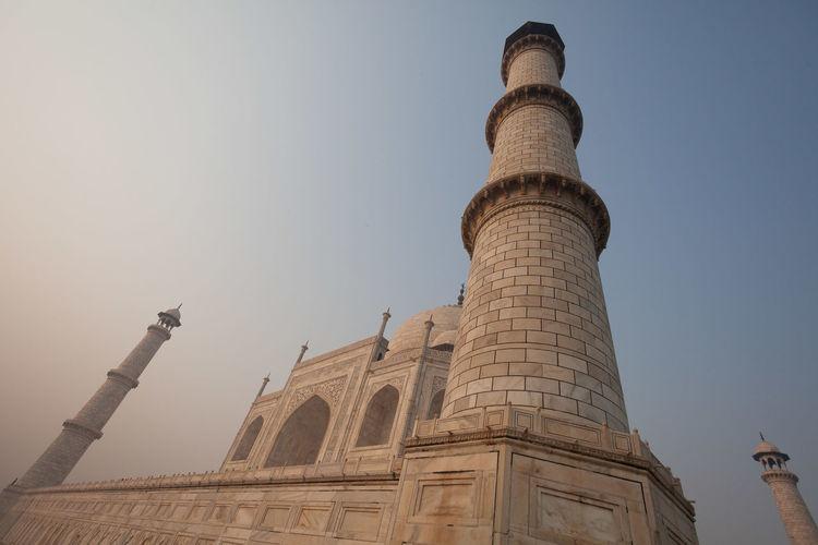 Taj Mahal Taj