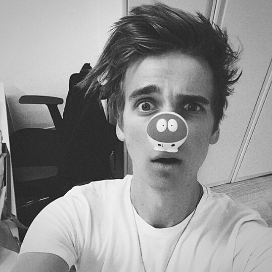 Joe 💕 Joesugg Youtuber ConnorFranta Troyesivan CasparLee First Eyeem Photo