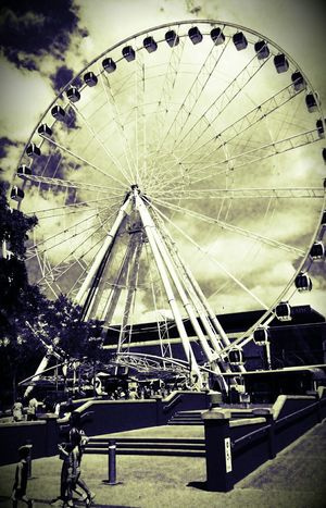 Taking Photos Brisbanecity Brisbane Wheel :)