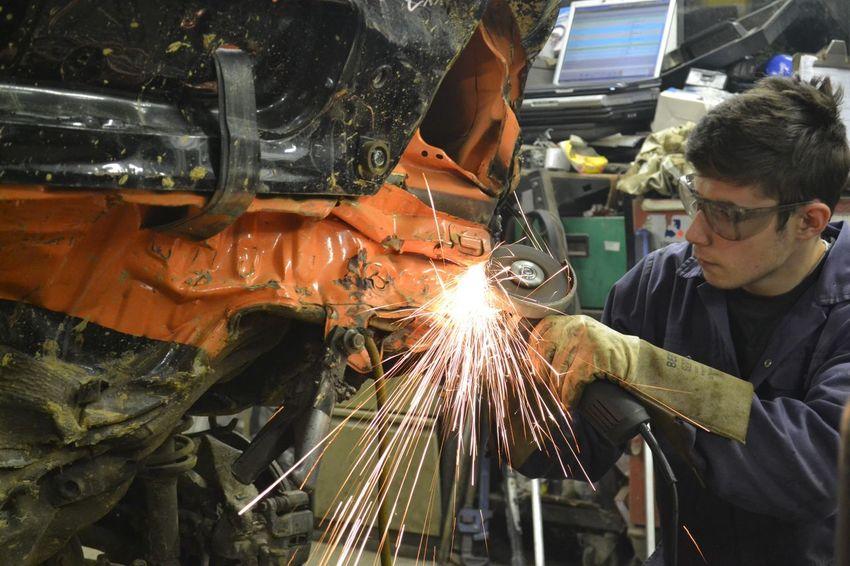 BANGER Banger Racing Car Cars Engineer Engineering EngineeringStudent Engineers Grinding Mechanic Mechanical Mechanical Engineering Welding
