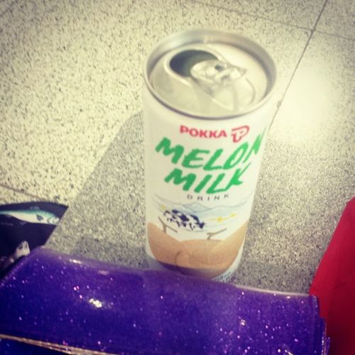 Melonmilk Different Dubaiairport Travelling