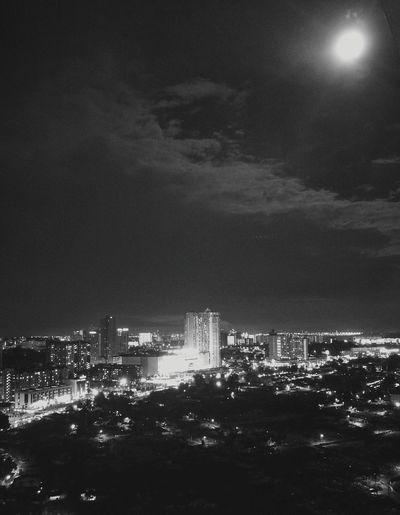 Shine the city