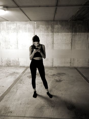 Full Length Sport Exercising Indoors  Only Women People One Person Sports Training One Woman Only Sports Clothing Strength Standing Skill  Young Women Boxing - Sport One Young Woman Only Lifestyles The Portraitist - 2017 EyeEm Awards