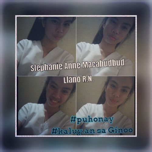 Stephanie Anne Macabaudbud Llano R.N. Sooooon Pagdating ng panahon God 'S WILL