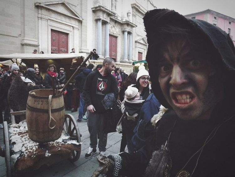 Medieval Market in Vic Osona Barcelona Catalunya World Medieval Scary Dark Showcase: December