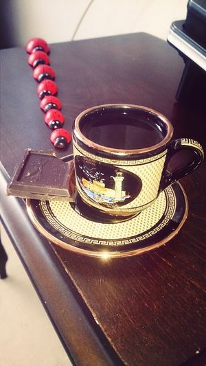 Turkish Coffee Lucky Morning Rhodes