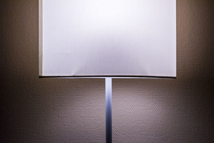 Abstract Attached Backgrounds Blank Brushed Metal Close-up Day Indoors  Lamp Metal No People Studio Shot