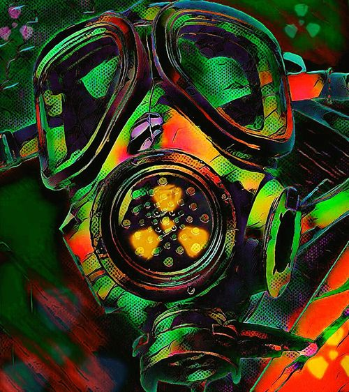 No People Close-up Modern Outdoors Day Gas Mask Military War Warzone Abstract Biohazard Apocalypse Mask