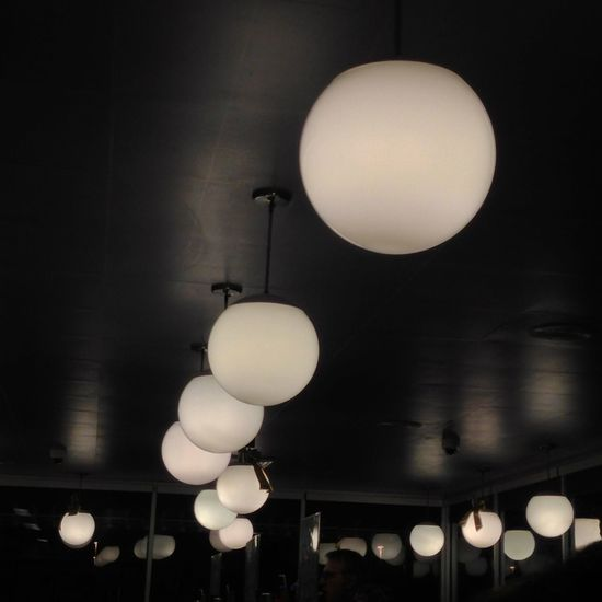 Lights Waffle House