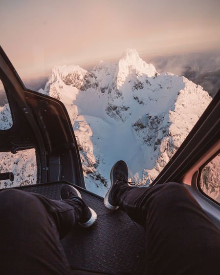 Flying over the cascade national park and Seattle downtown Hellicopter Mountins PNW Cascade Washington, D. C. Seattle Olympicnationalpark Flying Exploring Travel Outdoors Photo Natgeo Bestshot Atomichelicopters Ariel Nature Landscape Ridges Sky Winter Cold Temperature Hues Color