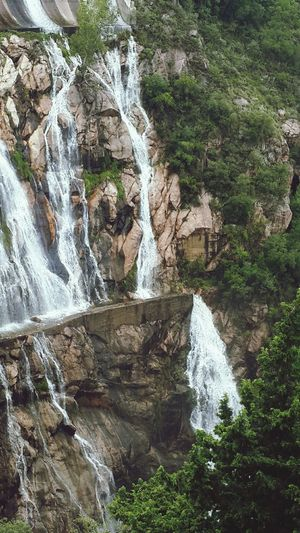 Nature Nature Photography Naturelovers Nature_collection Water Waterfall Green Mountains Good Times Exploring Adventures Pic Check This Out Amazing Amazing View Vertigo Nowhere Feeling Thankful God's Beauty Epic Epicmoment Goodday Beauty Showcase: January January