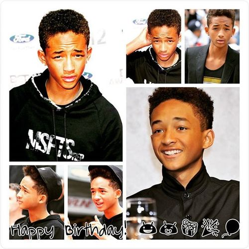 Happy 17th birthday BAEMYLOVES @christiaingrey JADEN CHRISTOPHER SYRE SMITH! 😍😘☺❤❤ ILOVEYOU! 😘😘😘♥♥♥ HappyBirthdayJaden Jadenator JadenSmith Msftsrepublic msftsrep msfts (JULY 8, 2015)