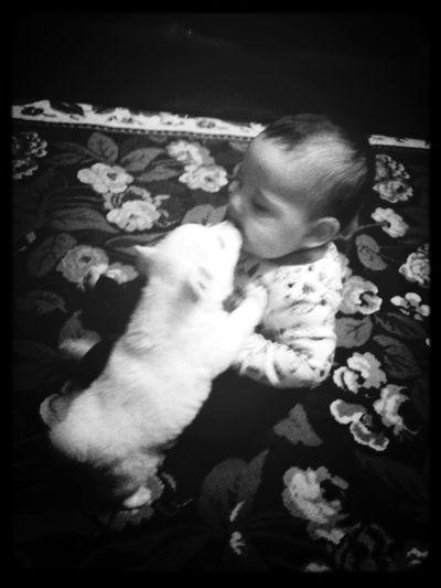 My Babies♡ 9months Babyboy Maggie AllMine #♡