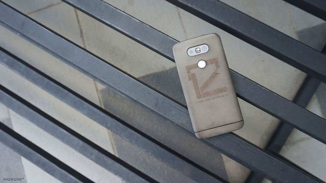 LG G5 with leather back cover 12 Close-up Devices Do Not Simple G5 Leather LG  Take A Walk Take Photos Taken By Me