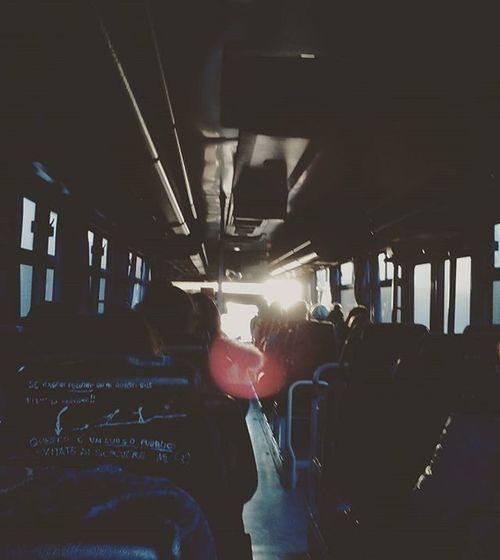 Photo Tumblr Follow The Sun Effect Bus Autobus