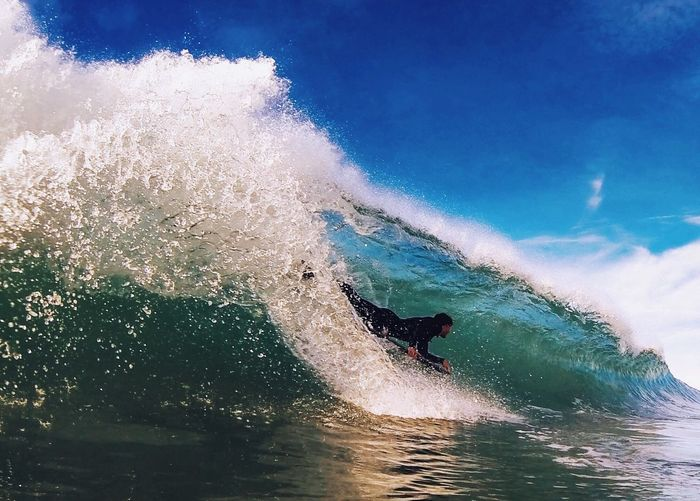Shoots Blue Wave Surfer Surf's Up San Diego Surf Photography Tropical Beach Ocean Waves Amazing View
