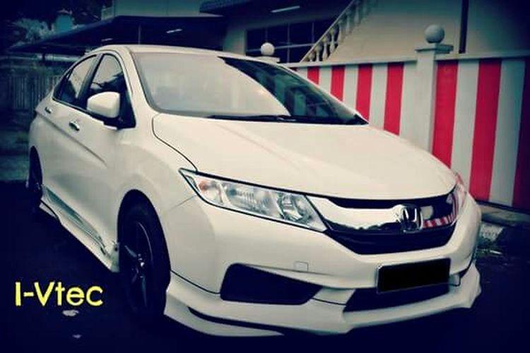 My I Vtec Honda Hondacity Hondaracing Ivtec First Eyeem Photo