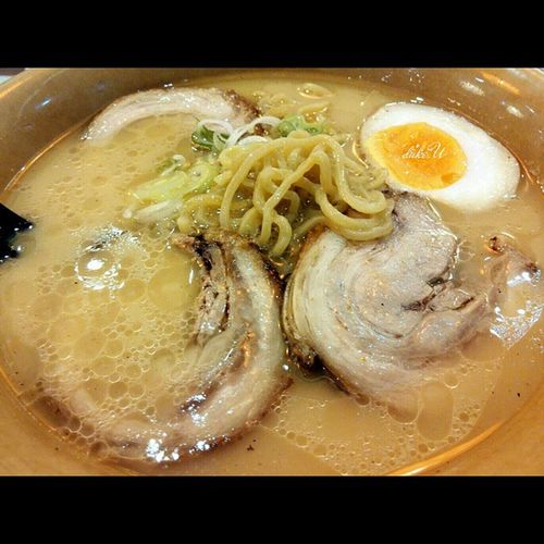 Tonkutsu Ramen Japanesefood Authenticfood traditionalfood yum gastronomy foodie foodgasm foodporn asianfood cuisine culinary noodles lgg2 foodtravel