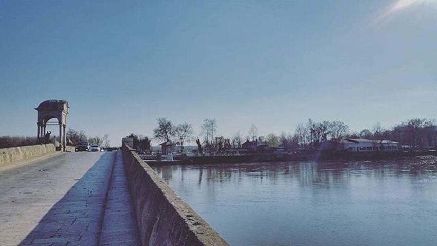 """Come, lay beside me!"" Meriç Edirne Travel Photography Travel Bridge Architecture Landscape_photography River Collection Riverside Photography"