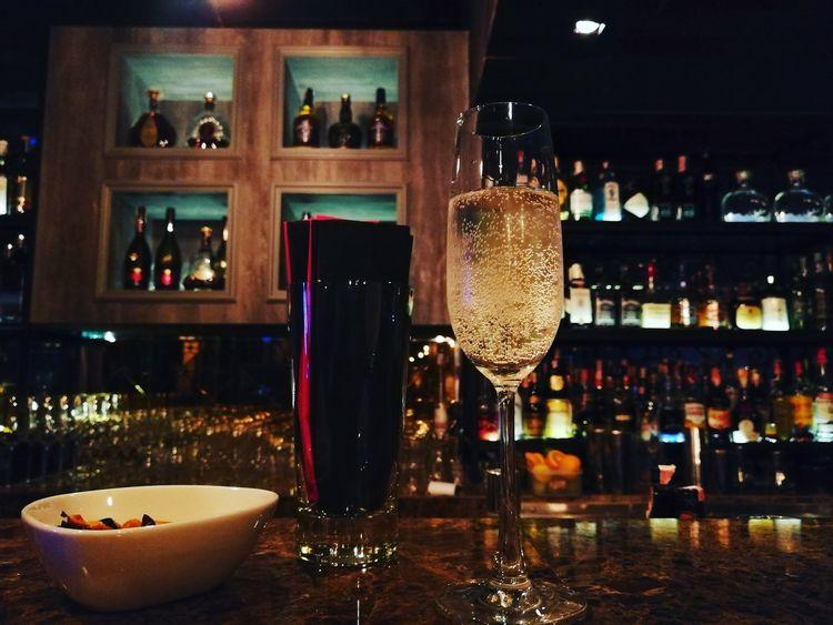 #cheers Alcohol Drink Food And Drink Bar Counter Bar - Drink Establishment Bottle Drinking Glass Happy Hour Nightlife Nightclub Wine Night