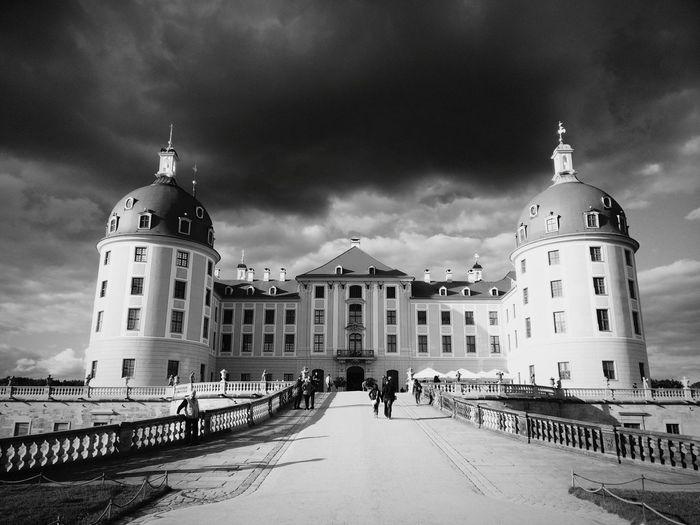 Moritzburg Castle Castles Blackandwhite Black And White Black & White Black&white Blackandwhite Photography Fairytale  Palace