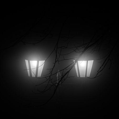 HDR Lamp Post