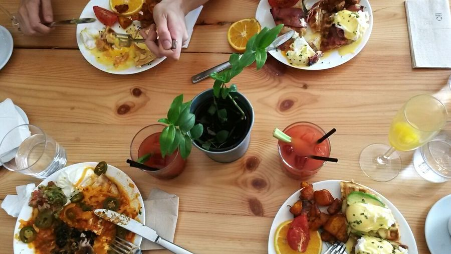 Madrid 💞Food Porn Awards Brunch Foodporn Foodphotography Breakfast Friends What I Value My Best Photo 2015 My Favourite Breakfast Moment