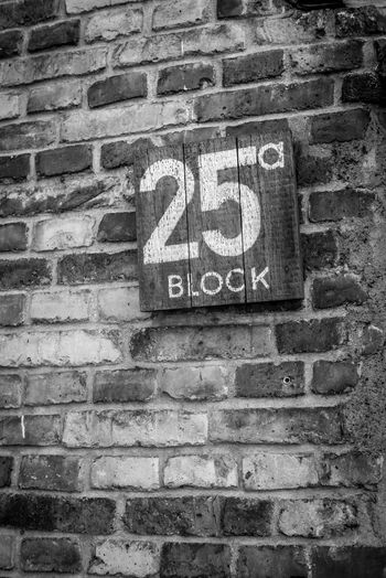 Auschwitz Auschwitz  Communication Western Script Text Wall - Building Feature Brick Wall Built Structure No People Brick Wall Architecture Sign Day Outdoors Capital Letter Information Number Building Exterior Full Frame Textured  Close-up