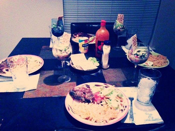 Family dinner ;)