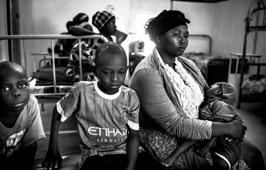 Boko Haram EyeEm Documentary Hospital Nigeria Sadness And Sorrow The Week On EyeEm Africa Day To Day Against Terror Blackandwhite Desilusión Documentary Help Needed Monochrome Nowhere To Go Poverty Refugee Crisis Refugees Reportage Sadness Sick Waiting For Help