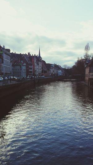 RiverIll Strasbourg Petitfrance