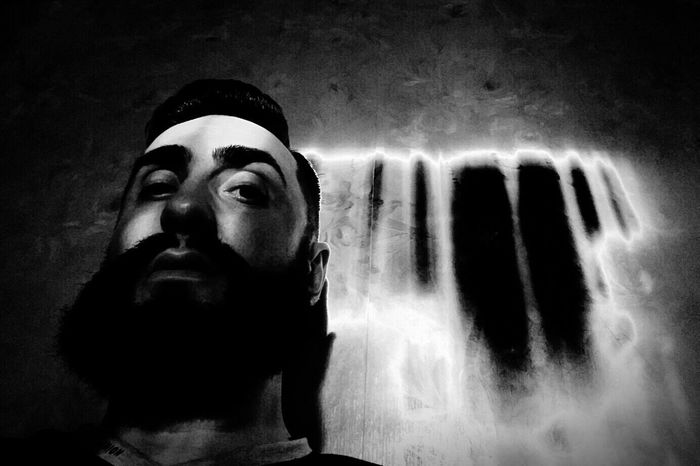 Male Model Maleportrait Beard Relaxing Taking Photos Serge Sunset Diploidrec Sunlight Selfportrait Insomnia Reflections Eyeemphotography Wall Art Black & White Monochrome Photography