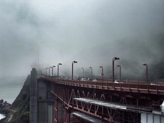 Golden Gate Bridge Frisco San Francisco California