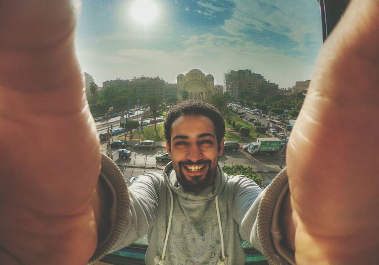 GoProhero6 Adult Only Men Two People People Smiling Fun Happiness Men Sky Portrait Front View AI Now EyeEm Ready   Love Yourself This Is Masculinity Stories From The City Go Higher Visual Creativity The Portraitist - 2018 EyeEm Awards The Great Outdoors - 2018 EyeEm Awards