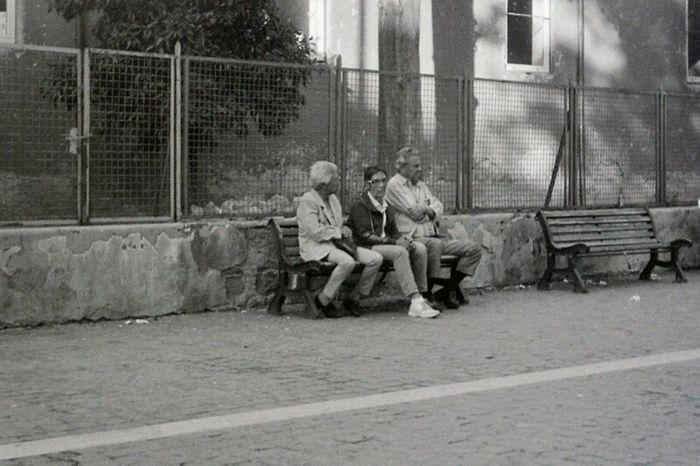 Black & White Lomo ломо Lomography Streetphotography Smena 8m BenchStreetphoto_bw Analog Camera Film Photography