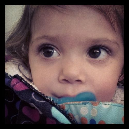 My baby girl Oaklee!! Beautufulbabygirl Datewithmygirls Lovethiskid