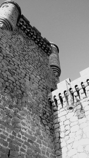 Tower Low Angle View History Built Structure Day Sky Architecture Ancient Civilization Ancient History Tower