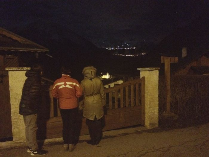 no Stars - no Fireworks - the Mountains are good enough for us